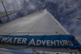 Sailing SOutheast Alaska with Bluewater Adventures