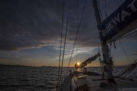 Sailing into the Sunset: Paul Goldstein