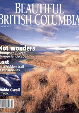 British Columbia Magazine Feature on Bluewater