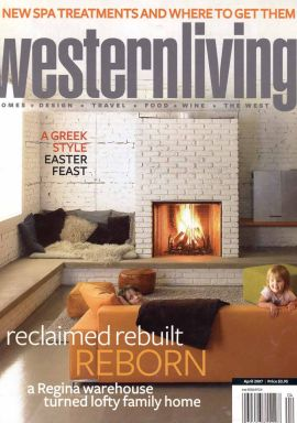 Western Living Magazine Feature