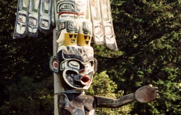 Totems - Northern Vancouver Island